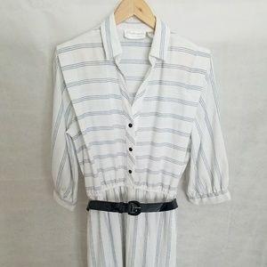 Women's 1980s Schroder Sport Dress